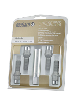 McGard-wheel-lock- exclusive-demands- demand-Tuner- tight-rim-hole- pitch-circle-diameter- special-applications- application-rim-lock
